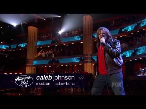 Caleb Johnson - Working Man - American Idol XIII 2014