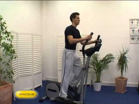 Mincir en 1 mois avec son vélo elliptique - Cours de Fitness Débutant 1/3