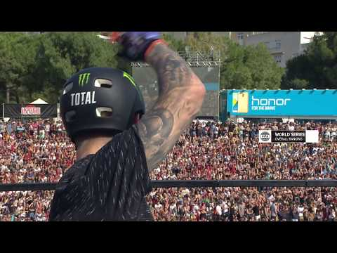 Best moments: UCI BMX Freestyle Park World Cup 2017