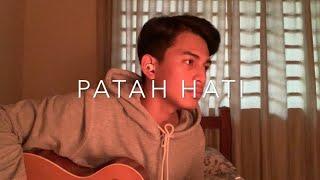 Gambar cover Patah Hati - Luvia Band (Cover By Faez Zein)