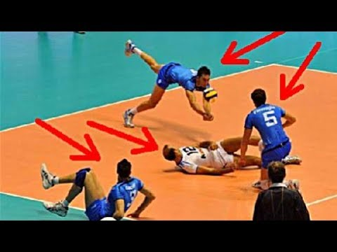 Epic Volleyball All Team Saves