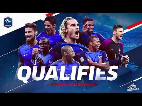 Mondial 2018 ALLEZ LES BLEUS
