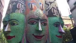 Malapara Athletic 2015 Durga Puja