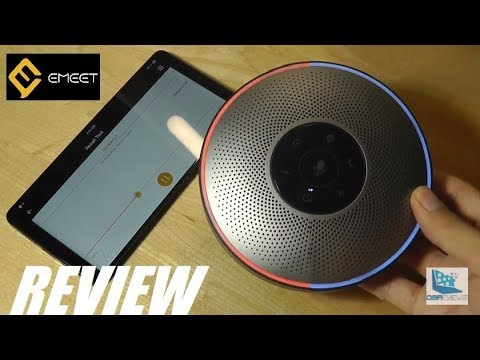 "REVIEW: eMeet OfficeCore M2 - ""AI"" Conference Speaker?"