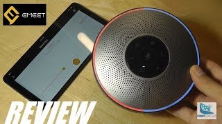 """REVIEW: eMeet OfficeCore M2 - """"AI"""" Conference Speaker?"""