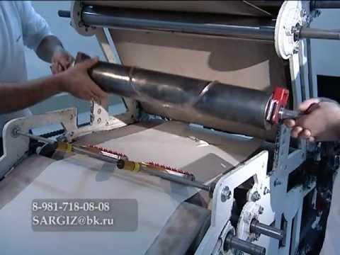 Автоматическая линия для производства лаваша.