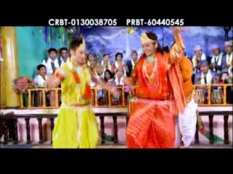 Roma Neupane Dancing,Bhajan Geet