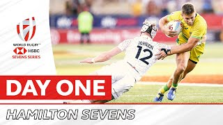 HIGHLIGHTS | Five men's teams battle it out for semi-finals