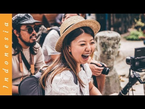 BACK IN SOUTHEAST ASIA! Becoming Batak, Indonesia Travel Vlog