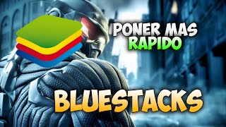 Como Acelerar Bluestacks al Maximo!!! ✔ -2017