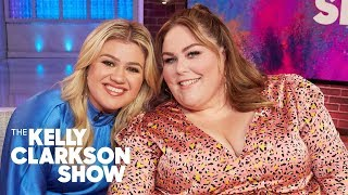 Chrissy Metz's Pre-Fame Job Is Kelly's 'Personal Hell'