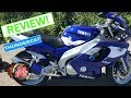 Yamaha Thundercat YZFR600 first impressions - review of an affordable sportsbike