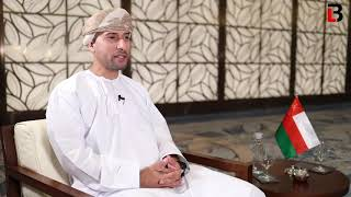 Eng. Said Al Shanfari CEO of interview with Business Live Middle East