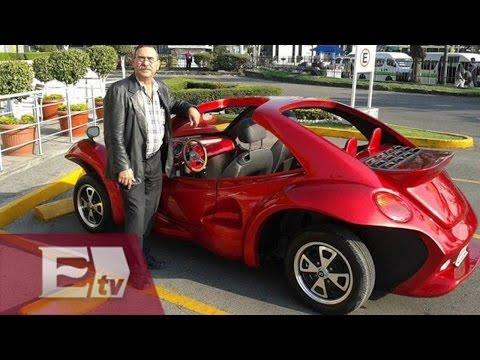 Auto eléctrico de bajo costo creado por estudiantes mexicanos/ Atalo Mata