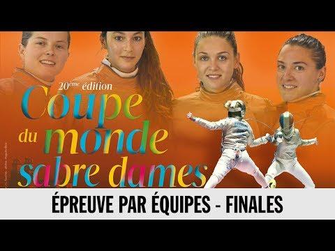 Coupe du monde d'Orléans - Épreuve par équipes - Finales