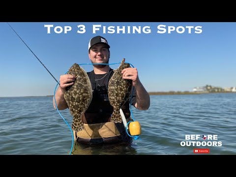 Best Galveston Fishing Spots