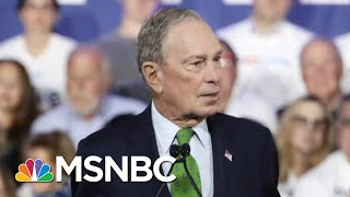 President Donald Trump Trails Dem Candidates In Hypothetical Matchups | Morning Joe | MSNBC