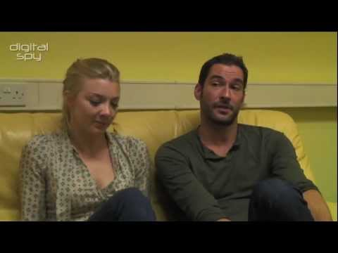 The stars of 'The Fades' chat new BBC Three drama