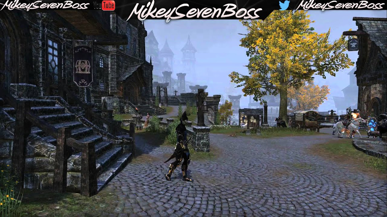 How To Get A Guild Tabard On Eso Youtube
