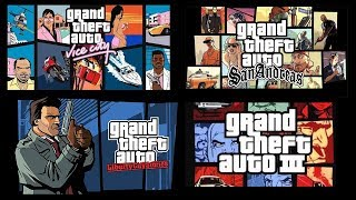 GRAND THEFT AUTO (GTA) PS2 Full Game Marathon [Now Playing GTA Vice City Stories]