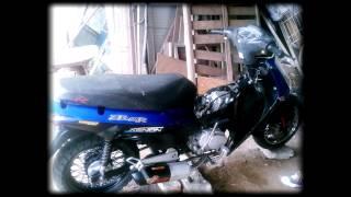 Pollerita con motor 200cc MELO,CERRO LARGO, URUGUAY