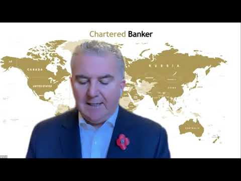 Chartered Banker Institute - Annual Banking Conference 2020 - Technology v the People Debate