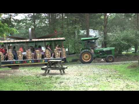 Yogi Bear Jellystone Park Mill Run   Park Overview