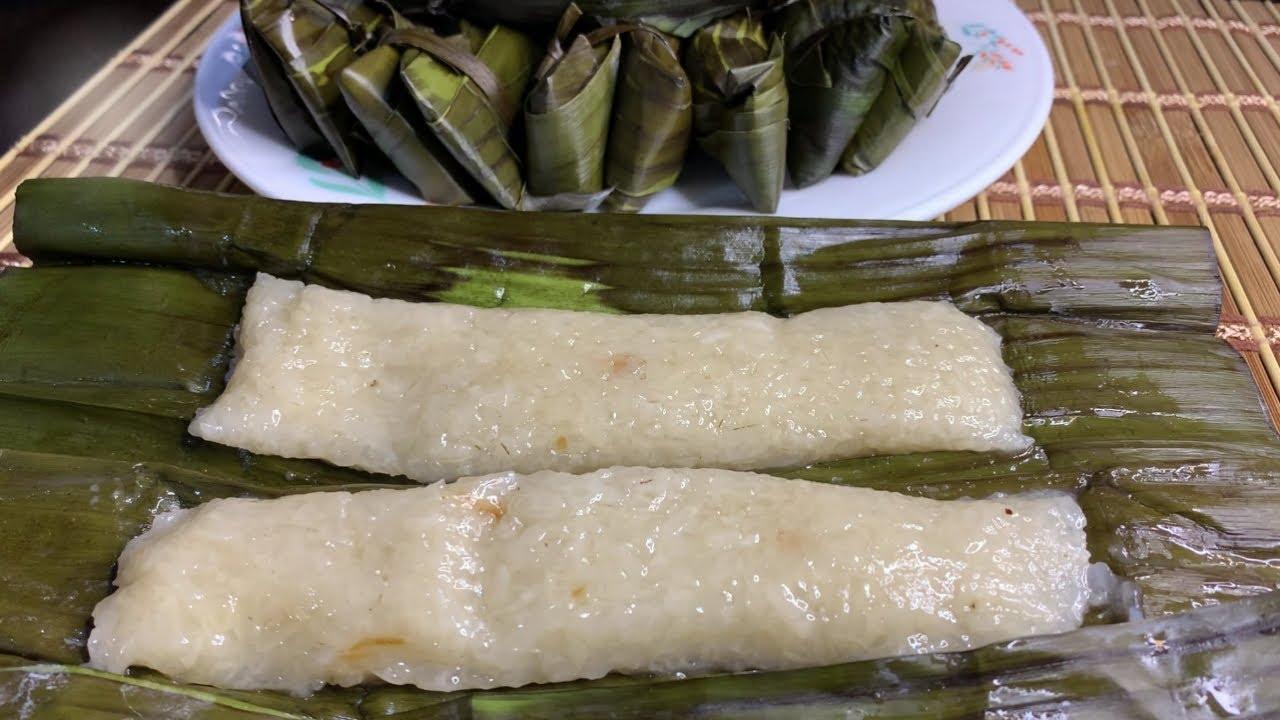 Download Paano magluto ng masarap na suman malagkit | whole process of making suman malagkit