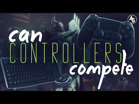 Destiny 2: Can Controllers Compete on PC