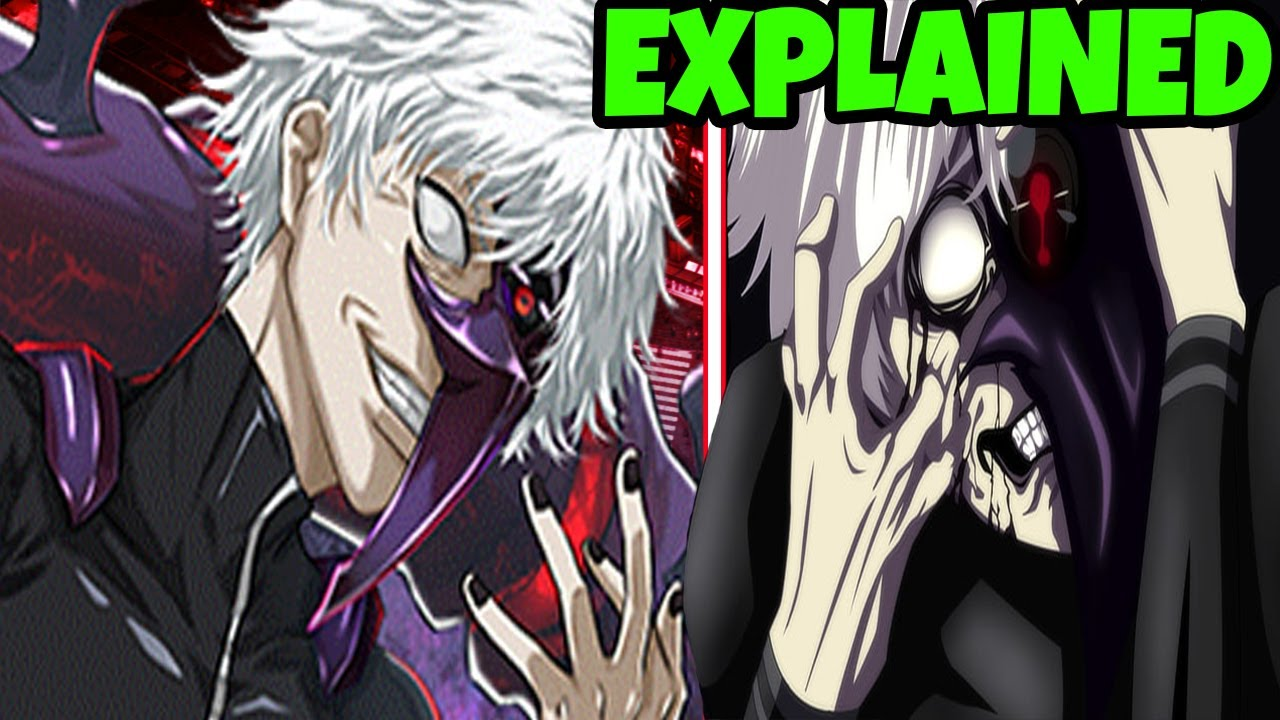 Download Tokyo Ghoul Kaneki's Kakuja and The Meaning of The Centipede Explained