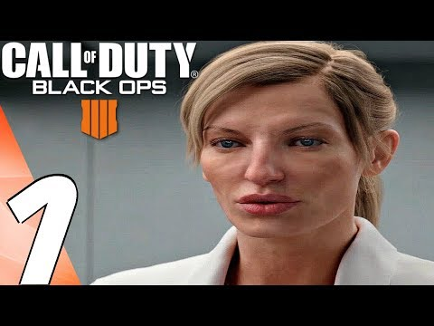 Call of Duty Black Ops 4 - Gameplay Walkthrough Part 1 - Story Mission (Full Game)