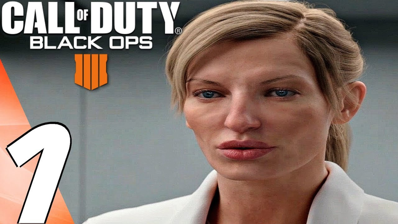 Call Of Duty Black Ops 4 Gameplay Walkthrough Part 1 Story Mission Full Game Youtube