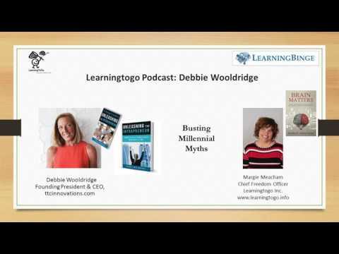 LearningToGo Podcast Debbie Wooldridge, Founder And President Ttcinnovations