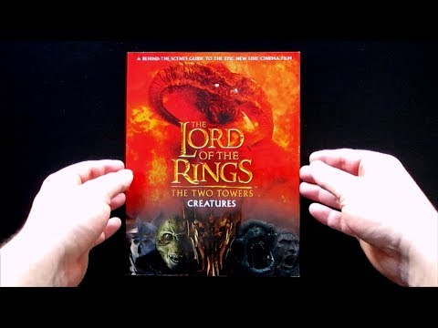 THE LORD OF THE RINGS: The Two Towers - Creatures [Book Review]