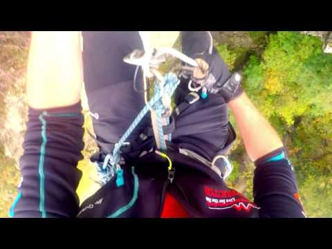 Lake District Abseiling Experience with Lakeland Mountain Guides