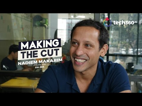 MAKING THE CUT with Nadiem Makarim, founder of GoJek