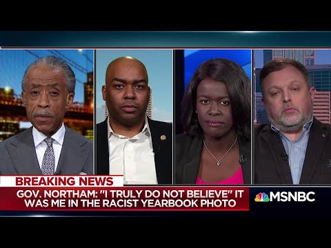Should Gov. Northam Resign? | PoliticsNation | MSNBC