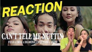 REACTION FIIXD X 1MILL - CAN'T TELL ME NUTTIN' ft. DIAMOND, 19HUNNID & 1-FLOW l PART.1 l PREPHIM