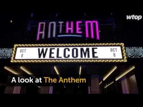 Seth Hurwitz presents The Anthem, D.C.'s new Southwest venue