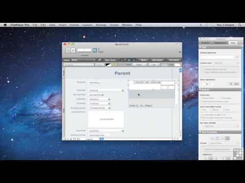 FileMaker Pro 12 Tutorial | Filtering Portals