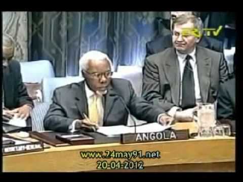10 years on the Algeria agreement between and Eritrea and Ethiopia