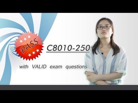 [Testpassport] IBM Certified Implementation Professional C8010-250 exam questions