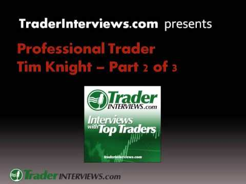 Part 2: Online Trading Strategies with Tim Knight