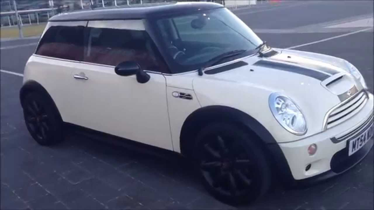 mini cooper s white youtube. Black Bedroom Furniture Sets. Home Design Ideas