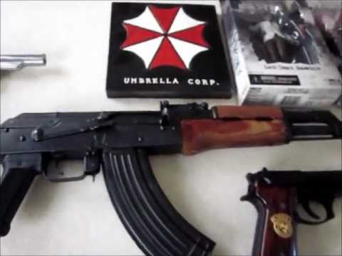 Resident Evil Guns: Video Games Vs Real Life How accurate are the Game Developers?