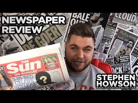 Memphis & Schneiderlin Rumour, Sir Bobby Moore, Concussions | Newspaper Review