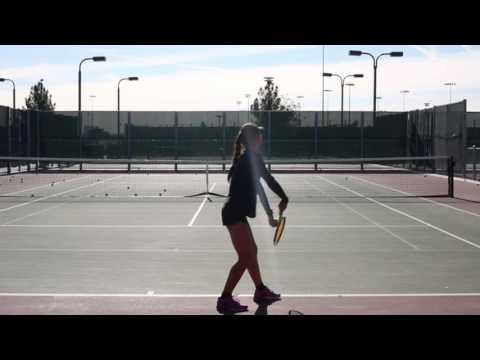 Naomi Cheong Tennis