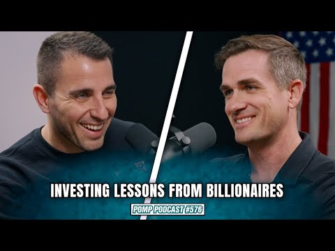 How I Went From Studying Billionaires To Buying Bitcoin | Pomp Podcast #576