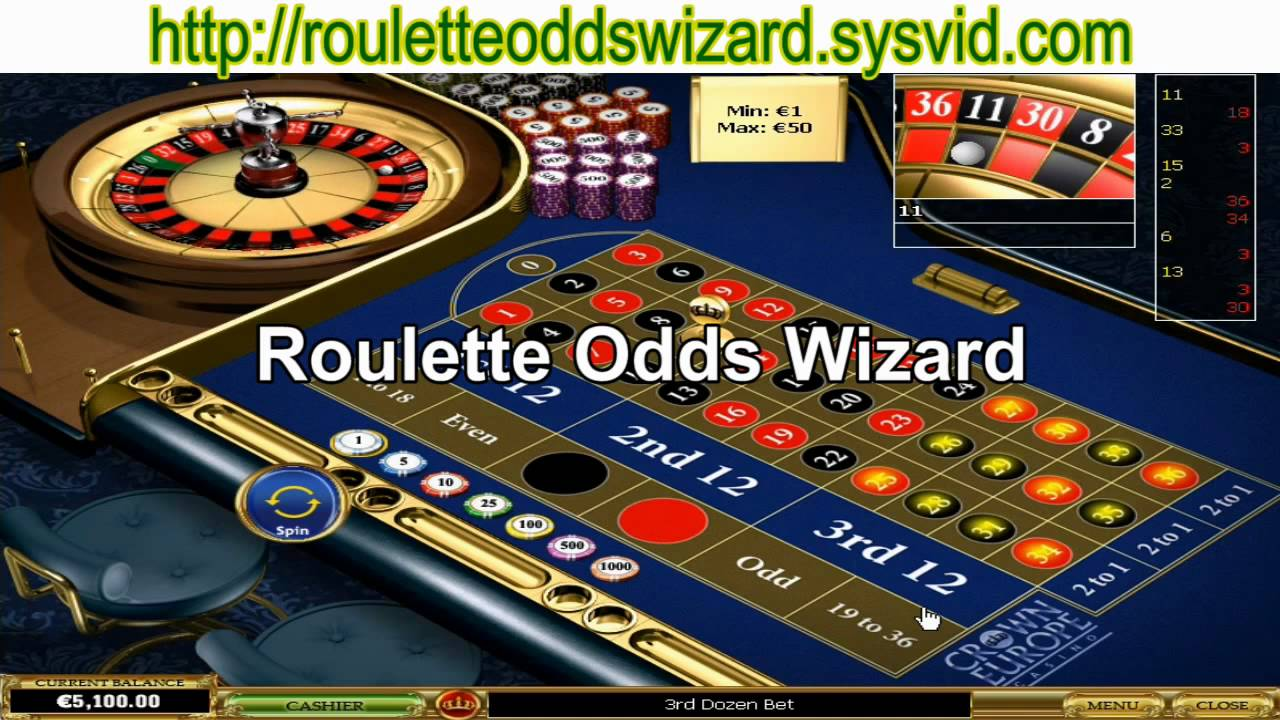 Play roulette wizard cash is now a sin