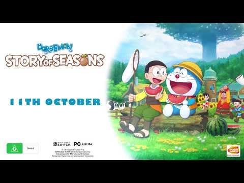 Doraemon Story of Seasons - Video